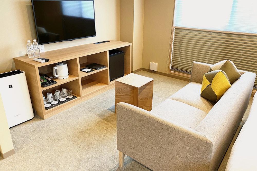 Δωμάτιο (Queen, Tatami, B) - Καθιστικό