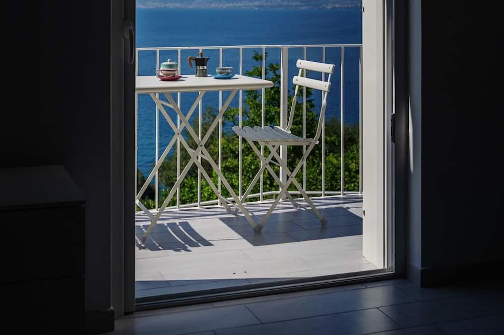 Apart Daire, 3 Yatak Odası, Teras, Deniz Manzaralı - Balkon