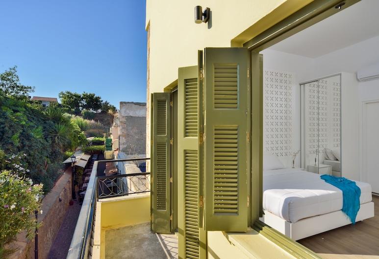 Elia Portou Luxury Residence, Chania, Superior Apartment, Balcony View