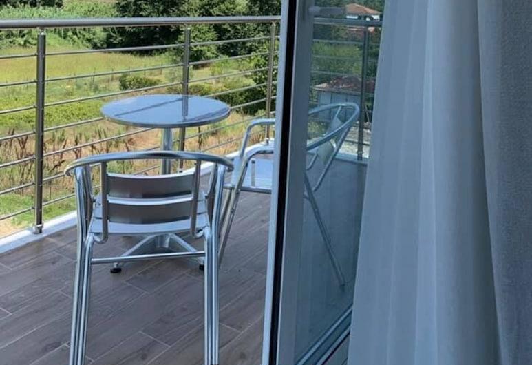Alma Elegant rooms, Кассандра, Двухместный номер базового типа с 1 двуспальной кроватью, 1 двуспальная кровать, Зона гостиной