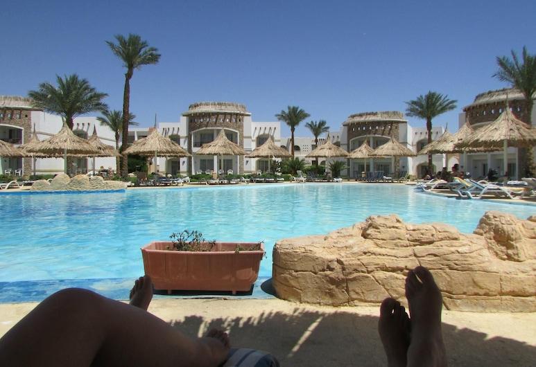 Gardenia Plaza, Sharm el Sheikh, Vonkajší bazén