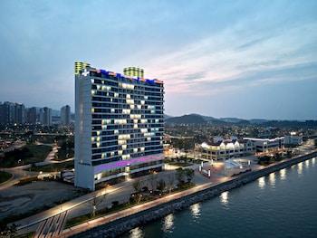 Incheon bölgesindeki Ocean Soleview Hotel resmi