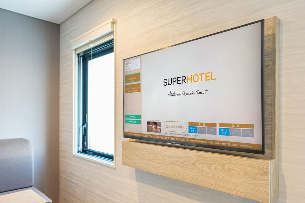 Standartinio tipo kambarys - Televizija