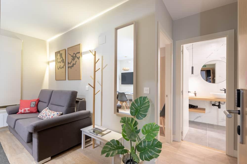 Apartamento6 - Stue