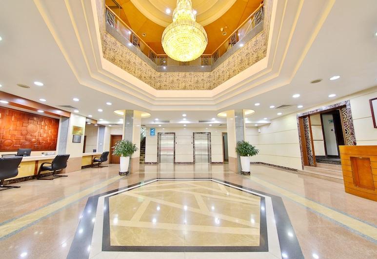 Dongshan Hotel, Guangzhou, Canton, Hall