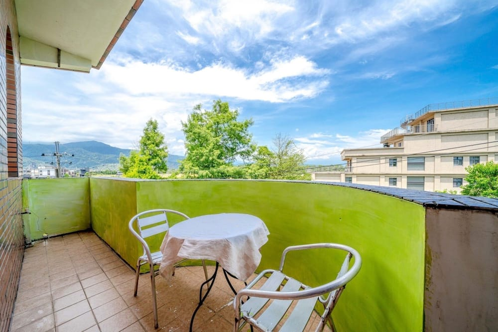 Comfort-Haus - Blick vom Balkon