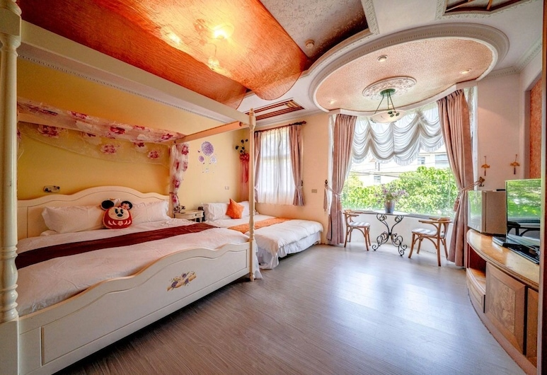 Yilan Colorful, Dongshan, Comfort House, Guest Room