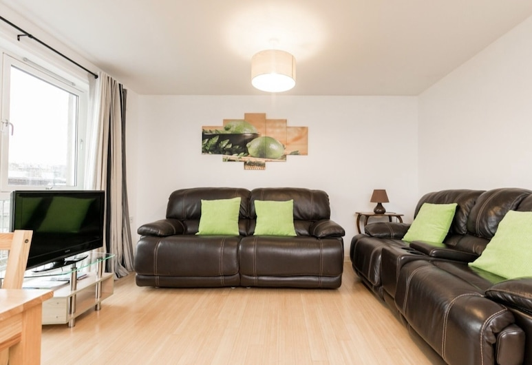 Stylish 2 Bedroom Apartment Aberdeen City Centre, Aberdeen