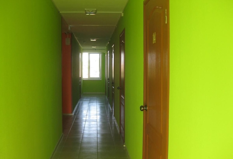 Guest 58 Hostel, Penza, Pasillo