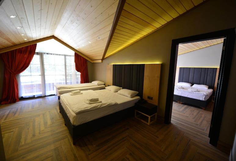 Inanlar Hotel, Çaykara, Deluxe Room, 2 Bedrooms, Guest Room
