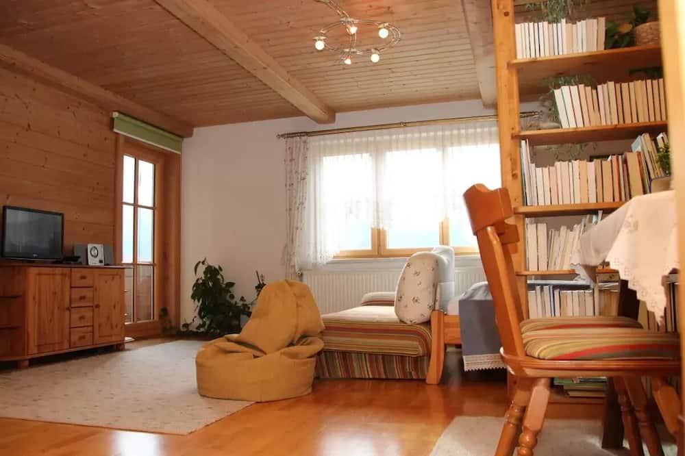 Apartmán, 1 spálňa, balkón (Kirschbaum) - Obývacie priestory