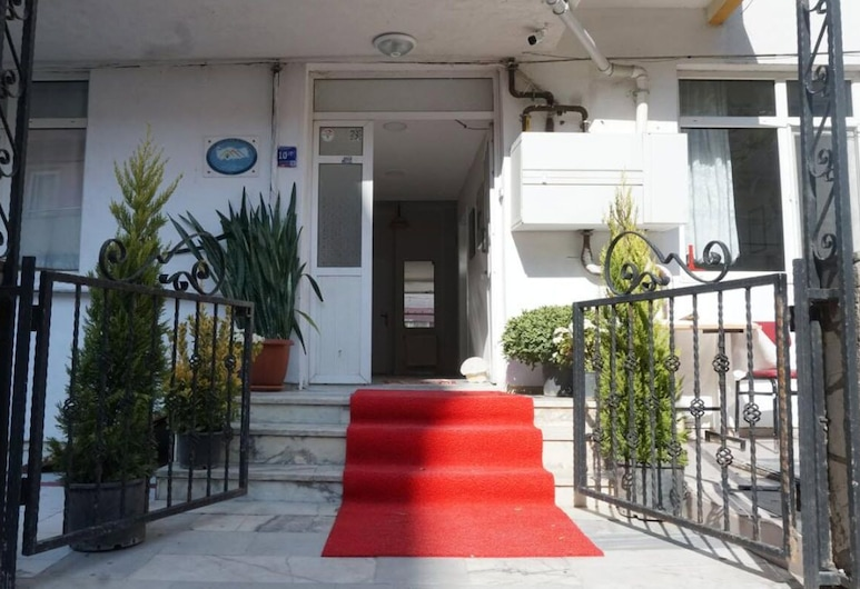 Ayberk Pansiyon, Canakkale, Mặt tiền khách sạn