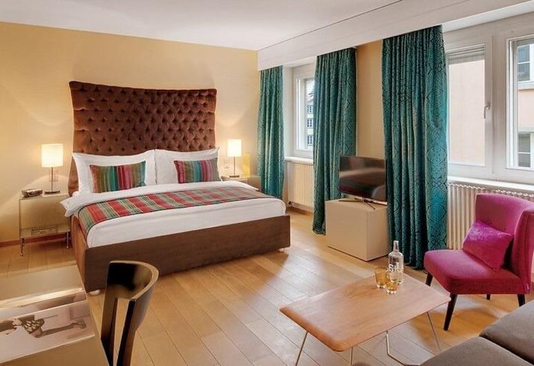 Alpha Suit Otel, Istanbul, Apartman, 2 spavaće sobe, terasa, Soba za goste