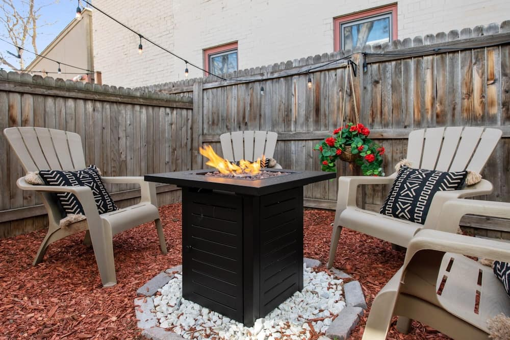 Townhome, Multiple Beds (N Capitol Hill I Stylish 2-Bedroom | ) - Balcony