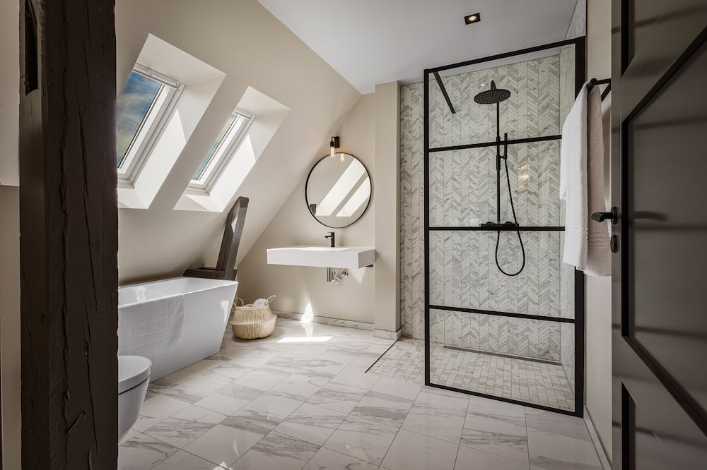 Skjoldnes-suite - Bathroom