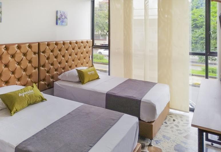 Ayenda 1135 Hotel Go, Pereira, Twin Room, Guest Room