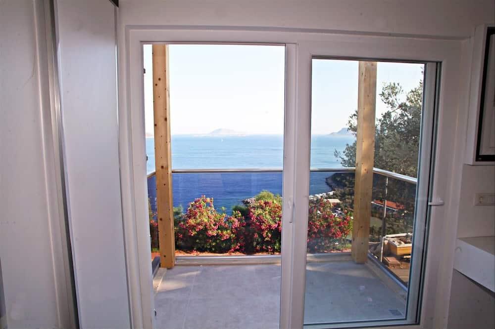 标准房, 露台, 海景 - 阳台