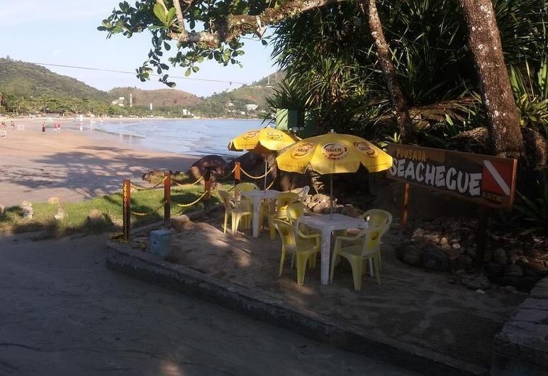 Pousada Seachegue, Ubatuba, Strand