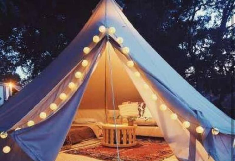 Navy Garden and Boutique Camping, Chiang Saen, Exclusive Tent, Garden View (Navy Camp), Guest Room