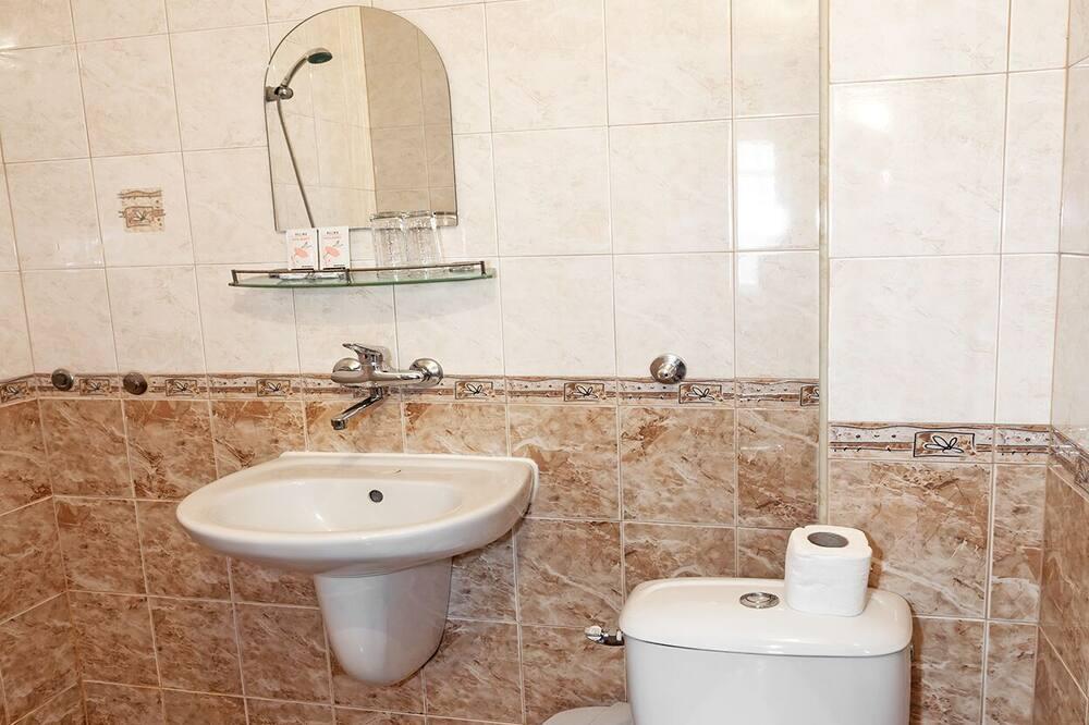 トラディショナル シングルルーム - バスルーム
