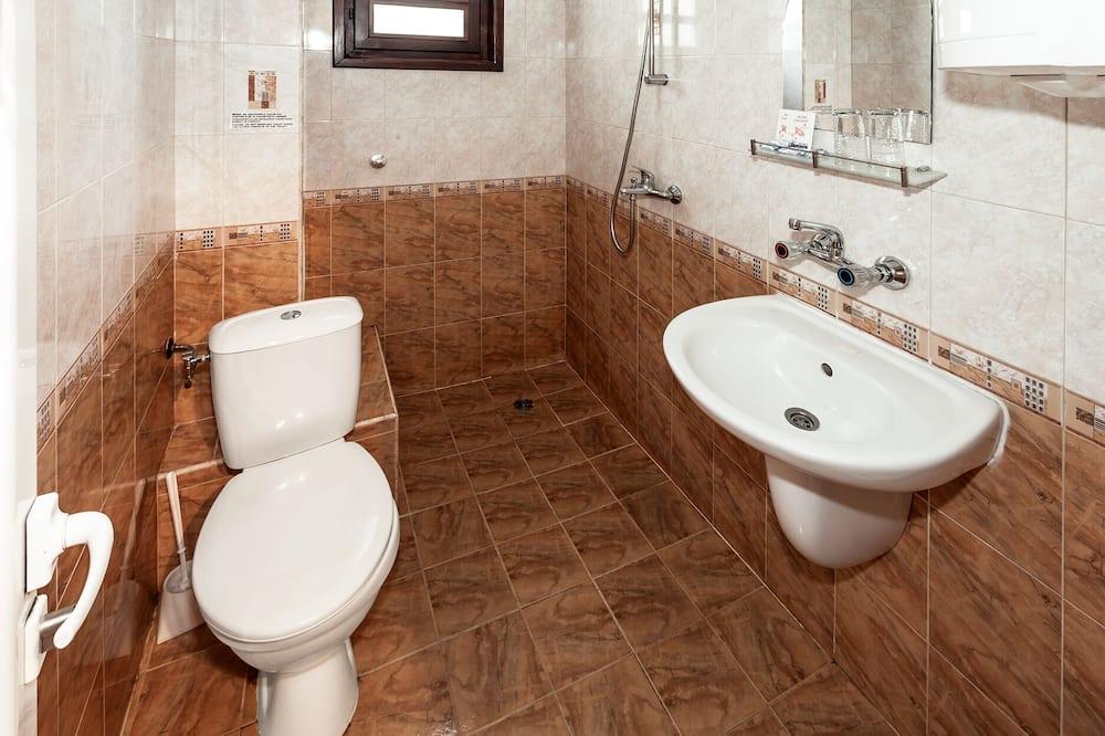 トラディショナル アパートメント - バスルーム