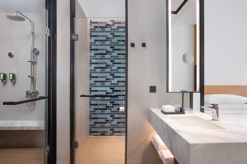 Superior Room, 2 Single Beds, Non Smoking - Bathroom