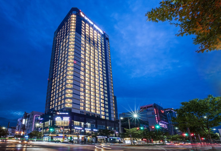 UTOP Boutique Hotel & Residence, Gwangju