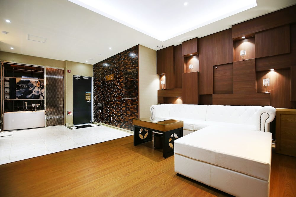 Premier Room (Party) - Living Area
