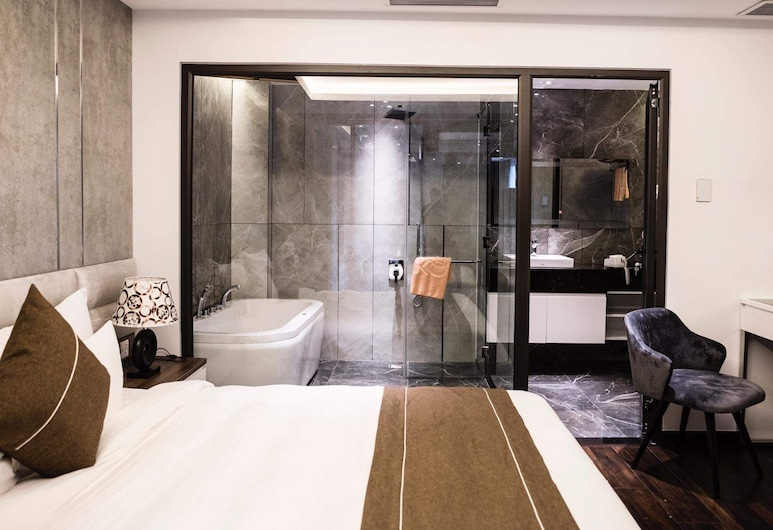 KP Hotel, Can Tho, Suite Junior, Chambre