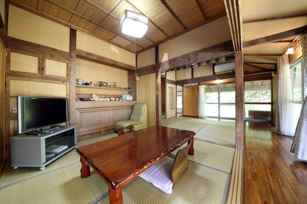 Private Vacation Home - Living Room