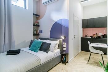 特拉維夫Loginn - Ben Yehuda Apartment's的圖片
