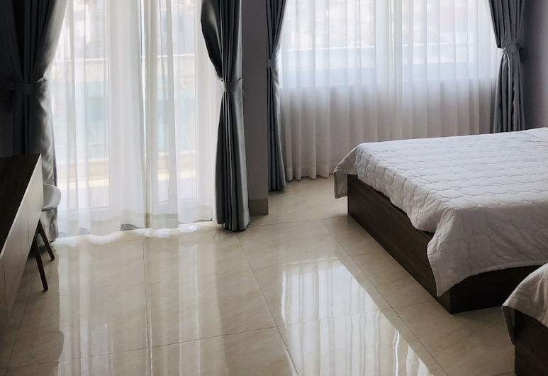 South Flower Hotel, Nha Trang, Chambre Double Deluxe, Chambre