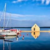 Deluxe Ev (House on the water) - Oturma Alanı