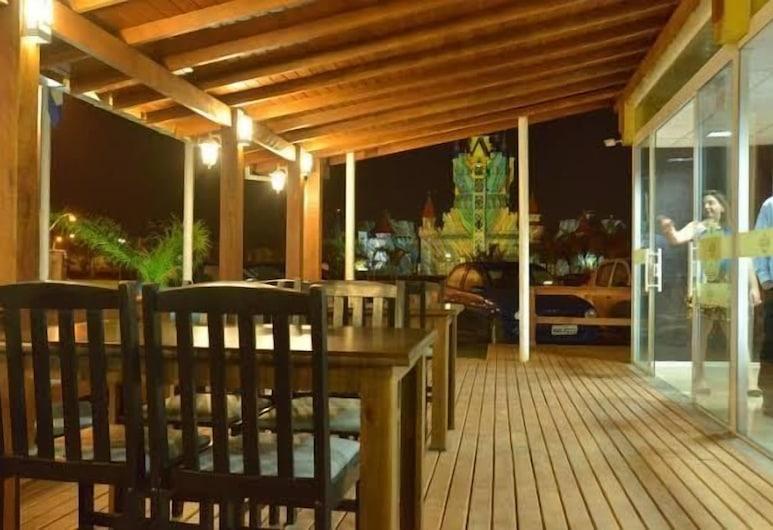 Hotel Mirante do Parque, Penha, Hotelový bar