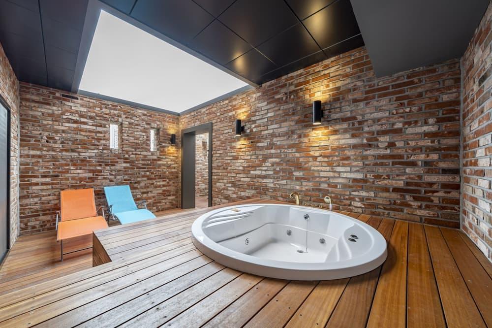 Suite Glamping - Bain à remous privé