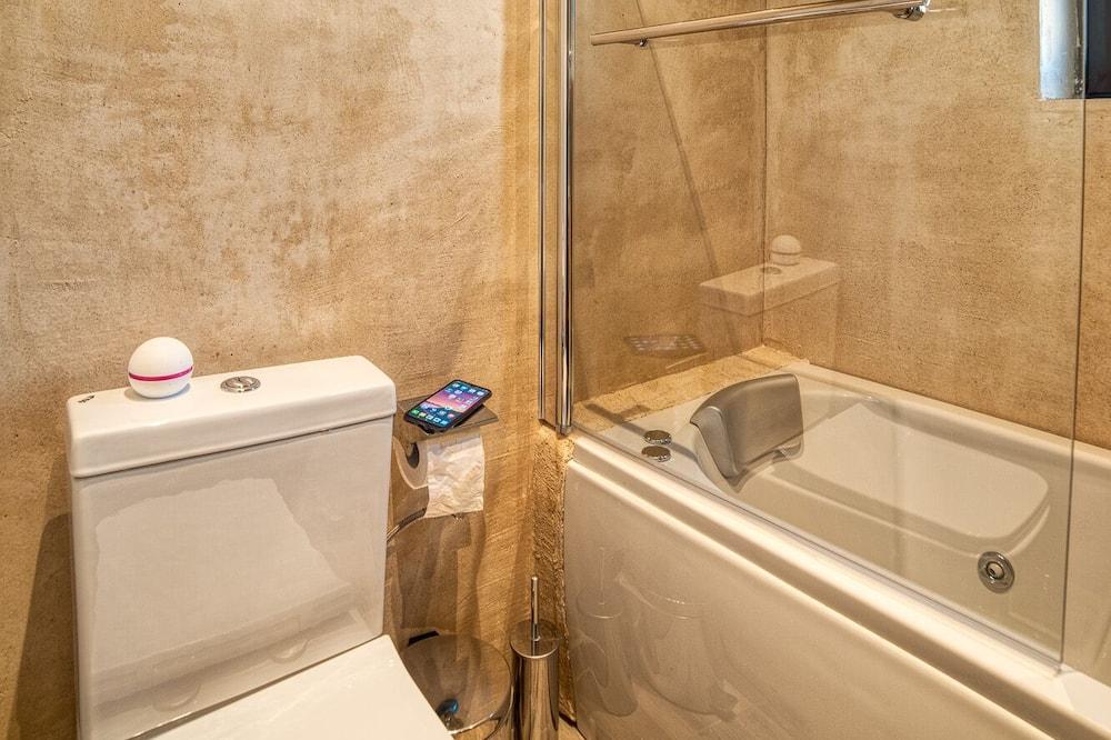 豪華套房, 私人泳池 - 浴室