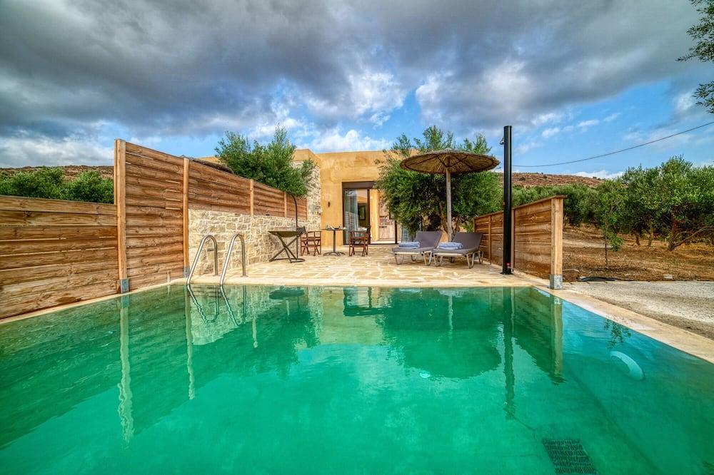 豪華套房, 私人泳池 - 私人游泳池