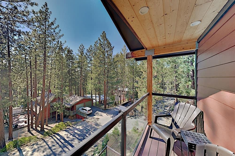 Huis, 6 slaapkamers - Balkon