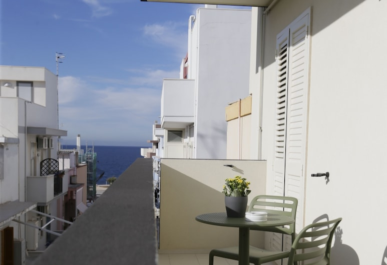 Settanni Sea Suites, Polignano a Mare, Standard Suite, 1 Bedroom, Sea View (Suite Sunset), Balcony