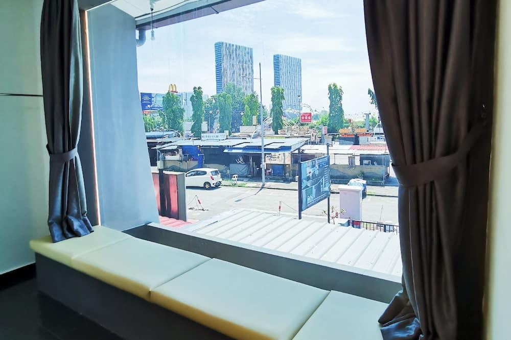 Chambre Deluxe Double ou avec lits jumeaux - Vue depuis la chambre