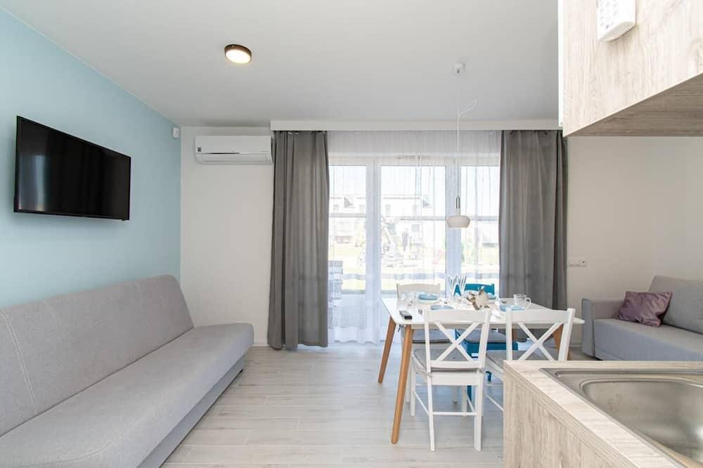 Apartament (4) - Powierzchnia mieszkalna