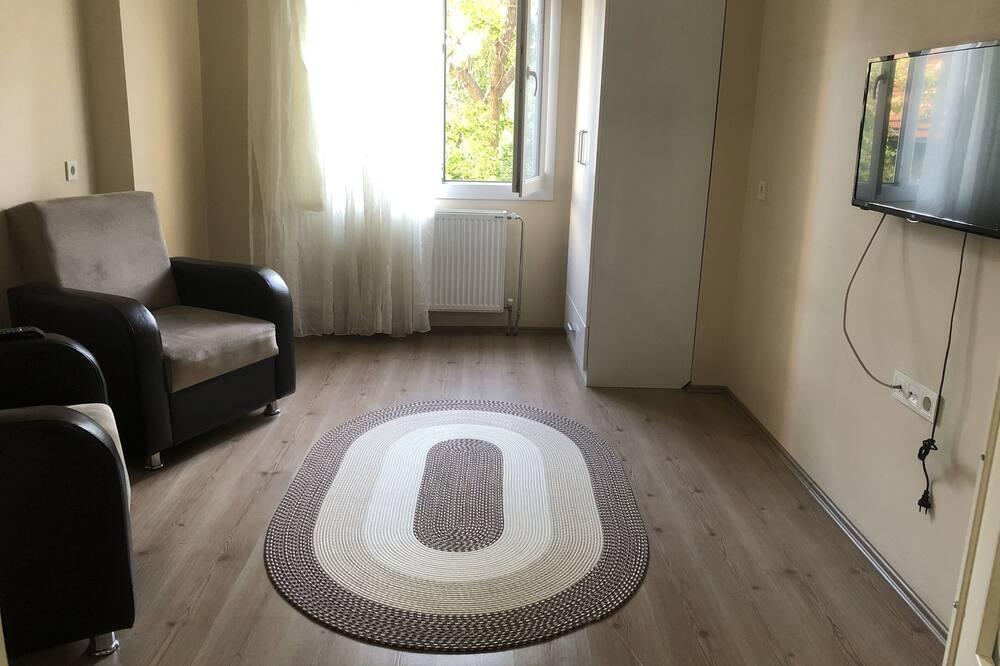 Appartement, 1 slaapkamer - Woonkamer