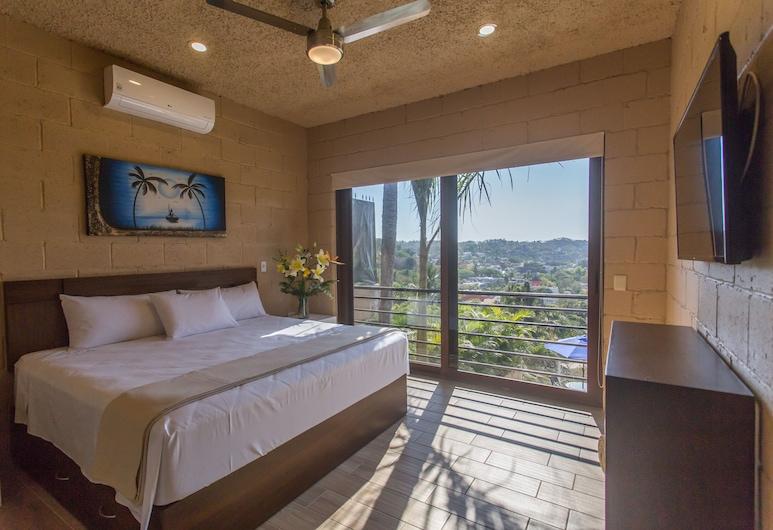 Pacific View Sayulita, Sayulita, Suite familiar, Habitación