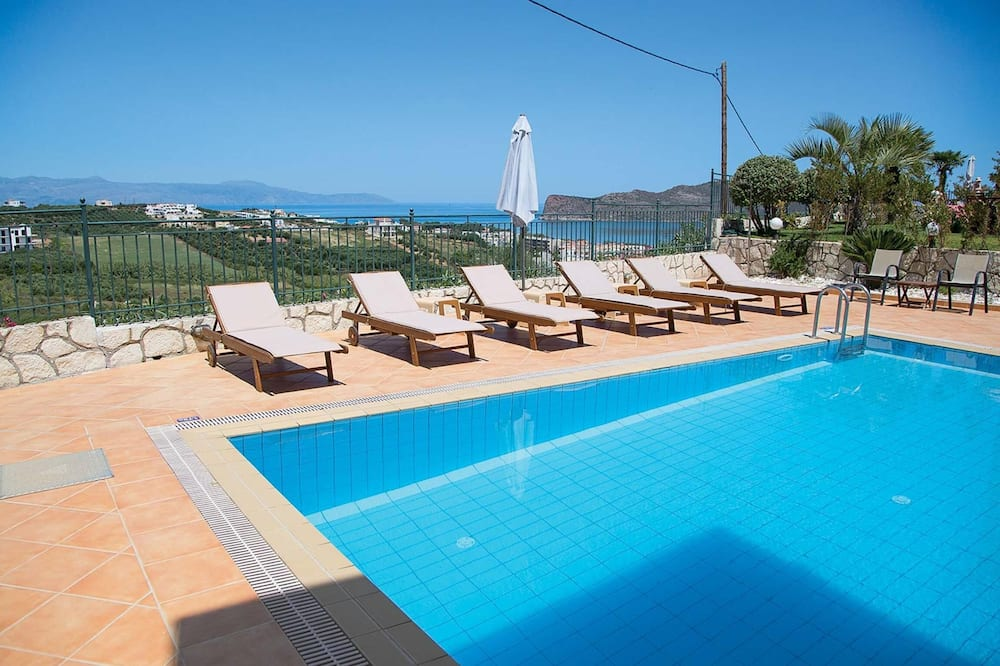 Villa (Pasiphae I) - Pool