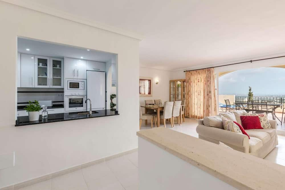 Apartment (Los Olivos Chelo) - Living Room