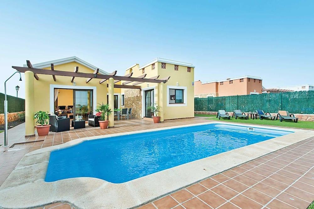 Villa (Sammia) - Piscina