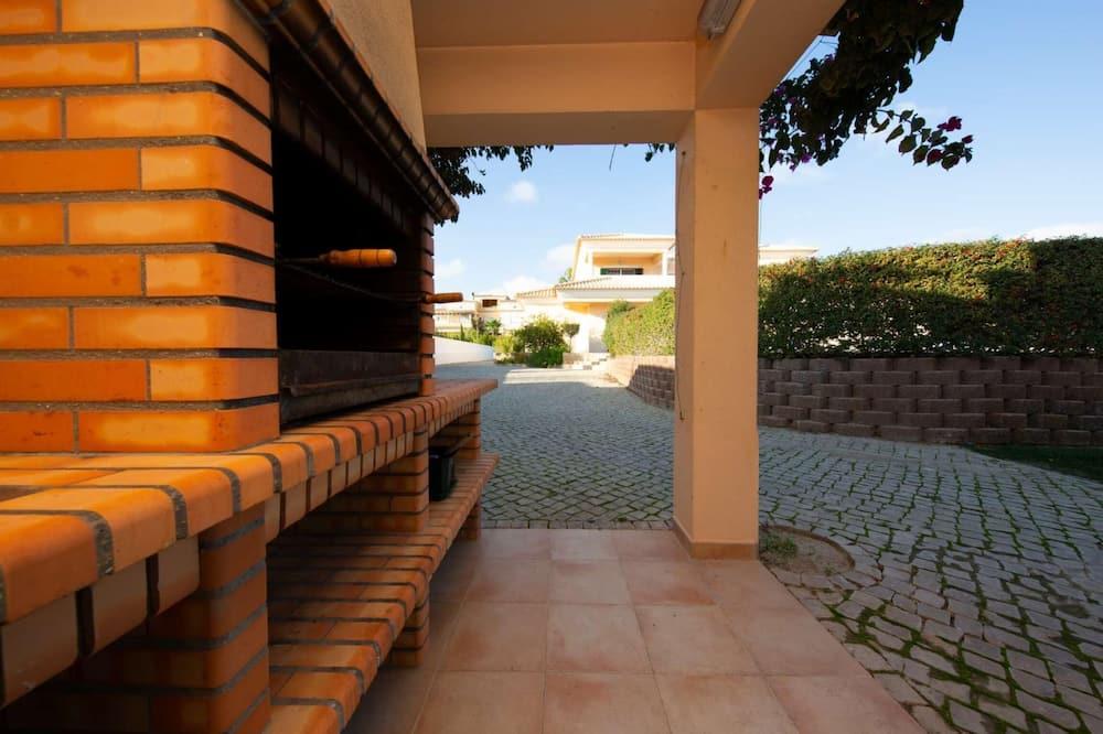 Villa (Casa Duas Palmeiras) - Balcony