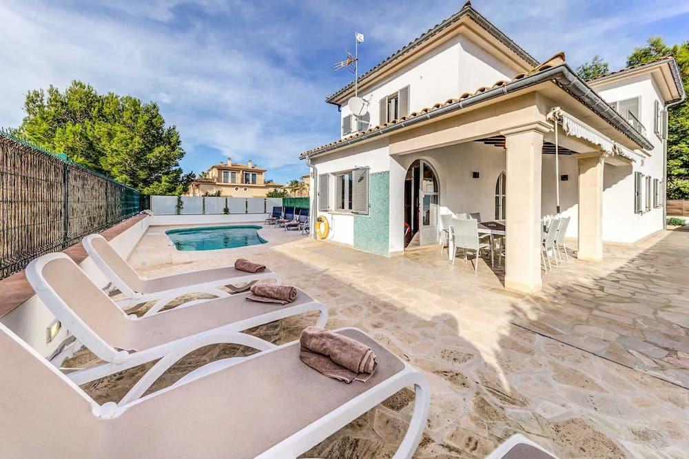 Villa (Villa Morena) - Pool