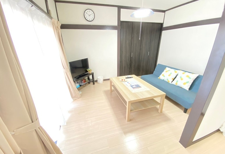 NOMAD Kotobuki Apartment, Tokorozawa, Apartament, Salon