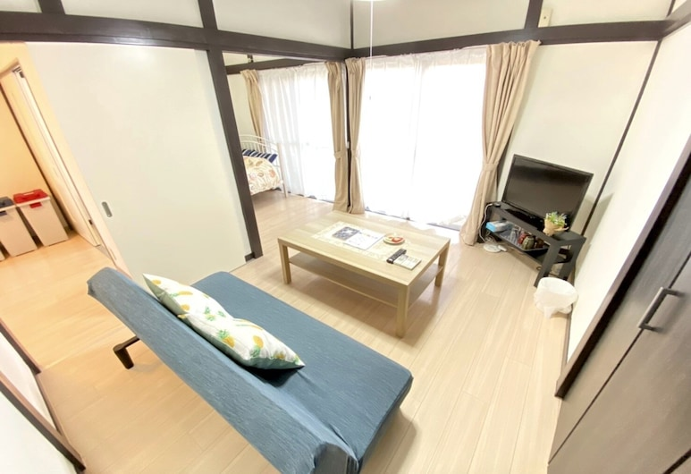 NOMAD Kotobuki Apartment, توكوروزاوا